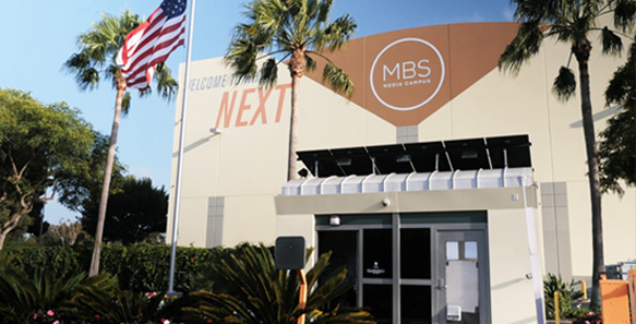 Manhattan Beach Studios' Media Campus